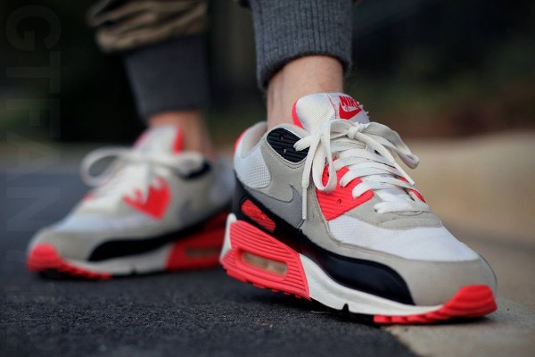2010-Nike Air Max 90 Infrared - GTfan712-1
