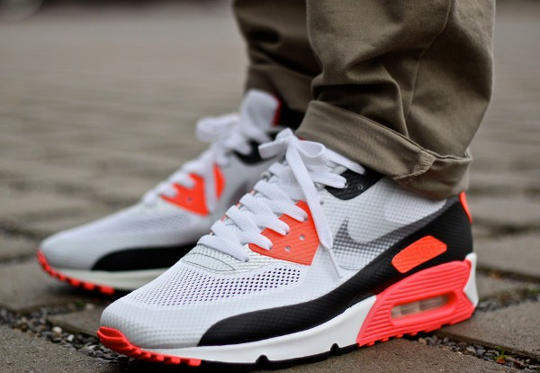 2012-Nike Air Max 90 Hyperfuse Infrared - Lino Miller