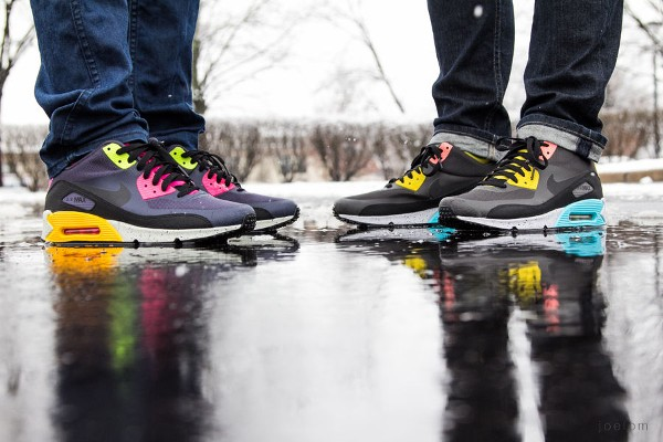 2013-Nike Air Max 90 Sneakerboot - Joelom-1