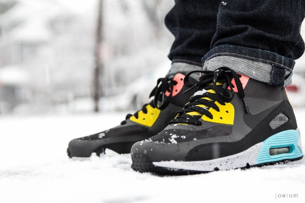 2013-Nike Air Max 90 Sneakerboot - Joelom
