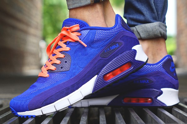 2014-Nike Air Max 90 Breathe - Overkill