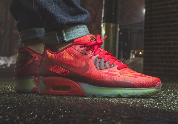 2014-Nike Air Max 90 Ice - Joelom