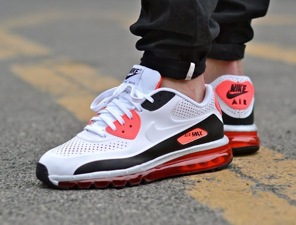 2014-Nike Air Max 90 Infrared 2014 - Chmielna