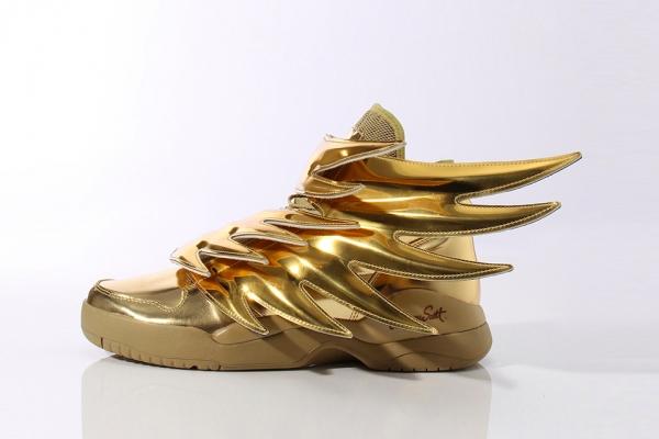 Adidas JS Wings 3 Gold