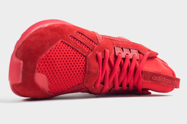 Adidas Originals Tubular Runner Mono Red (1)