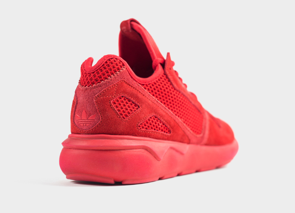 Adidas Originals Tubular Runner Mono Red (3)