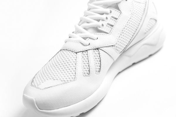 Adidas Originals Tubular Runner Mono White (1)
