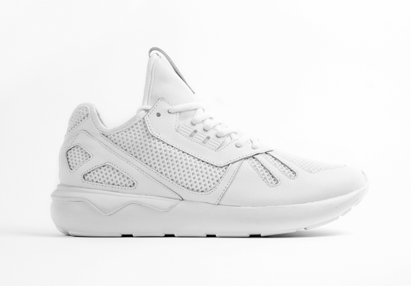 Adidas Originals Tubular Runner Mono White (blanc) (3)