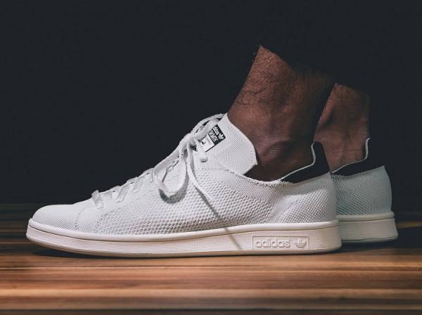 Adidas Stan Smith Primeknit Neo White Black (3)
