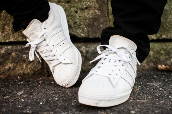 Adidas Superstar 80's x Mark Gonzales 'The Gonz' (2)