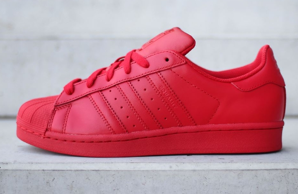 Adidas Superstar Super Color par Pharrell Williams