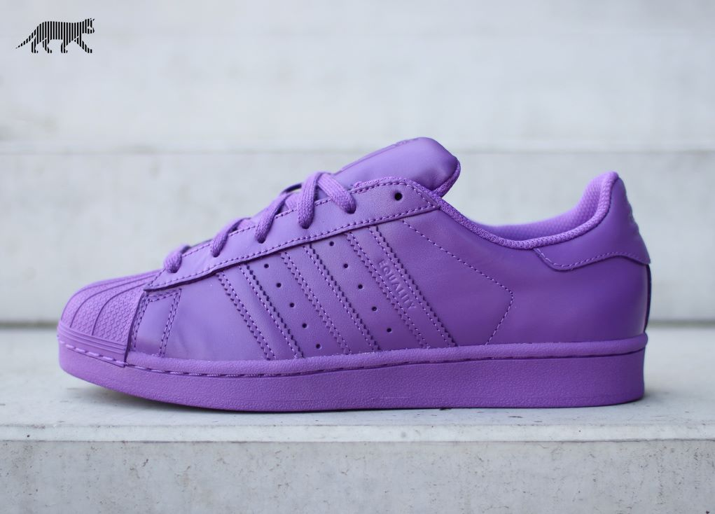 Adidas Superstar x Pharrell Williams Supercolor 'Equality' (2)