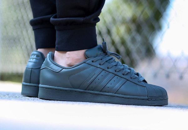 Adidas x Wings Horns Superstar Track Pant (Night Navy) End