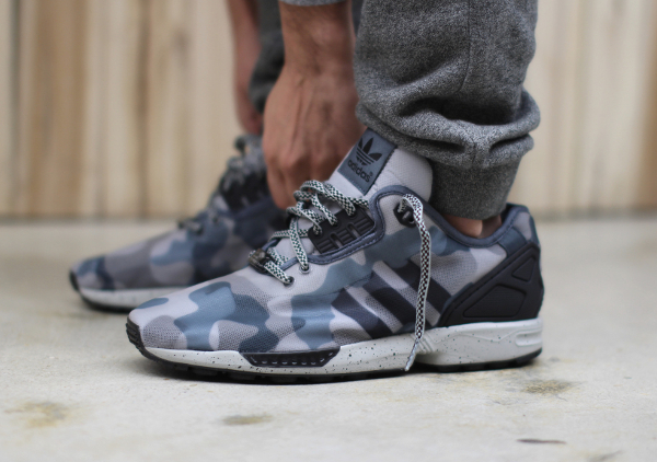 Adidas ZX Flux Decon Camo Solid Grey Onyx (5)