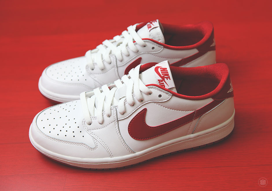 Jordan 1 Whitevarsity Og L'acheter Low RedwhiteOù Air N0vOnwm8