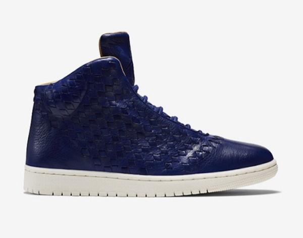 Air Jordan Shine Deep Royal Blue (2)
