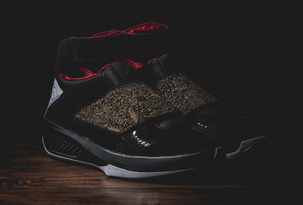 Air Jordan XX OG Black Stealth Red (2)