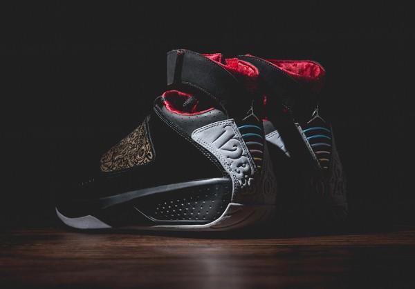 Air Jordan XX OG Black Stealth Red (4)