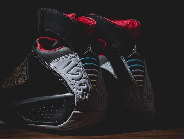 Air Jordan XX OG Black Stealth Red (5)