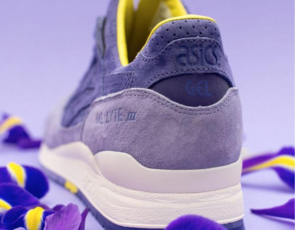 Asics Tiger Gel Lyte 3 x Size Iris (Purple Yellow) (4)