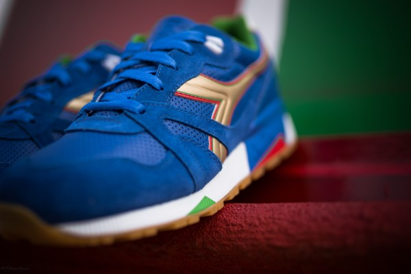Diadora N9000 Azzurri (Packer Shoes) (3)