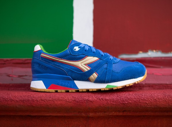 Diadora N9000 Azzurri (Packer Shoes) (7)