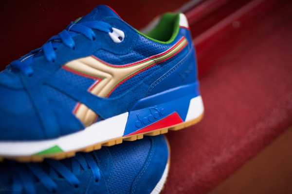 Diadora N9000 Azzurri (Packer Shoes) (8)