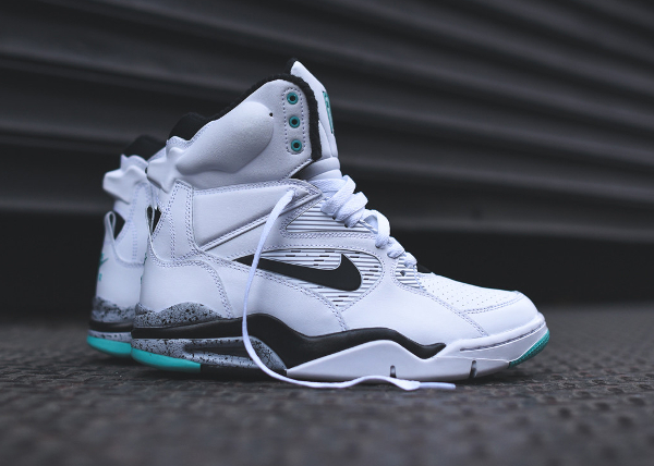 Nike Air Command Force White Wolf Grey Hyper Jade (5)