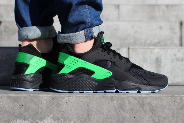 Où Huarache Nike Air Green' 'blackpoison L'acheter Fb 4qppC1X