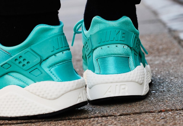 Nike Air Huarache Light Retro Turquoise (femme) (1)
