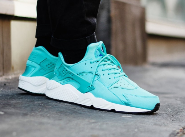 Nike Air Huarache Light Retro Turquoise (femme) (3)