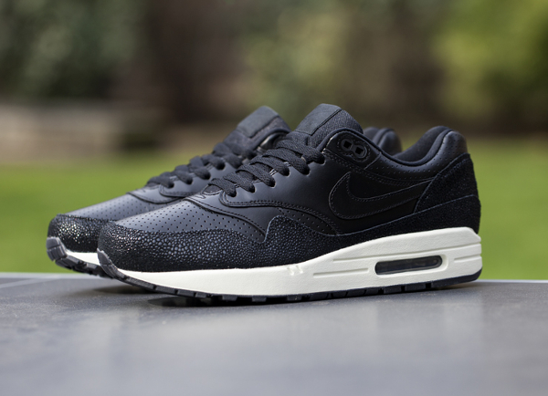 Nike Air Max 1 Leather PA Stingray Pack Black Sea Glass