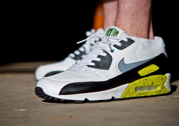 Nike Air Max 90 Air Command Force - Timbertooth-1