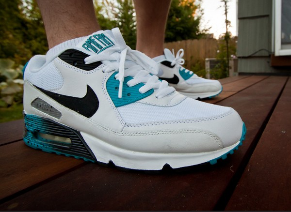 Nike Air Max 90 Air Command Force - Timbertooth