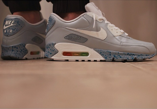 new arrive unique design many fashionable ireland nike air max 90 hyperfuse independence day mag ...