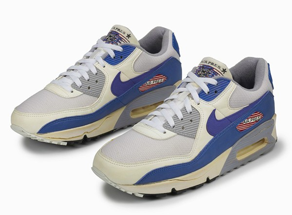Nike Air Max 90 'Air Pres' (George Bush)