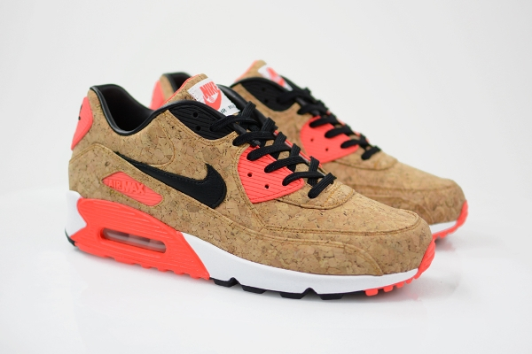 Nike Air Max 90 'Cork' (en liège) 25th Anniversary (10)