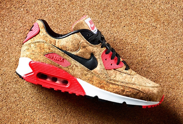 Nike Air Max 90 'Cork' (en liège) 25th Anniversary (2)