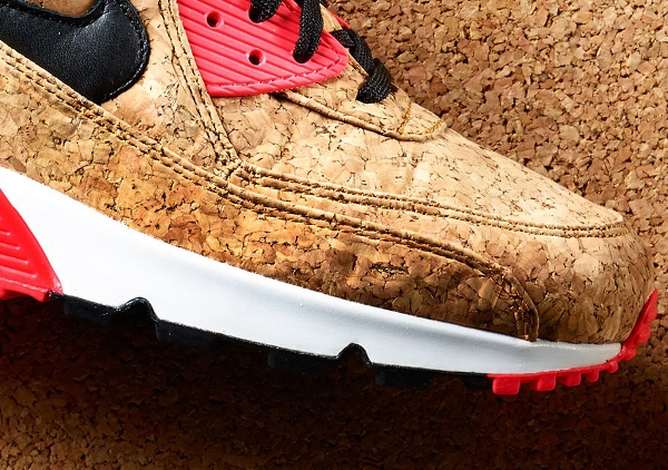 Nike Air Max 90 'Cork' (en liège) 25th Anniversary (3)