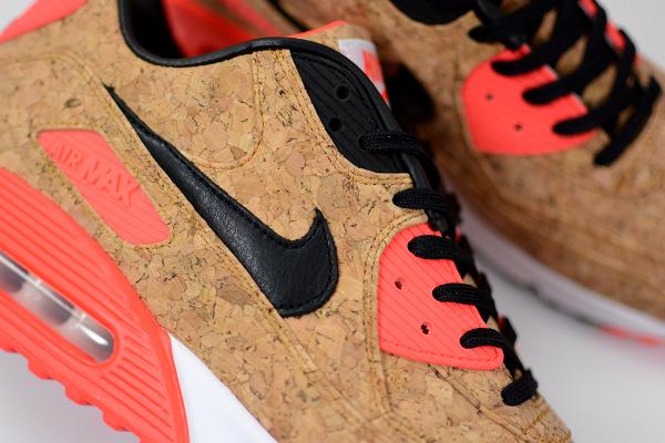 Nike Air Max 90 OG Cork Infrared Bronze 25th Anniversary