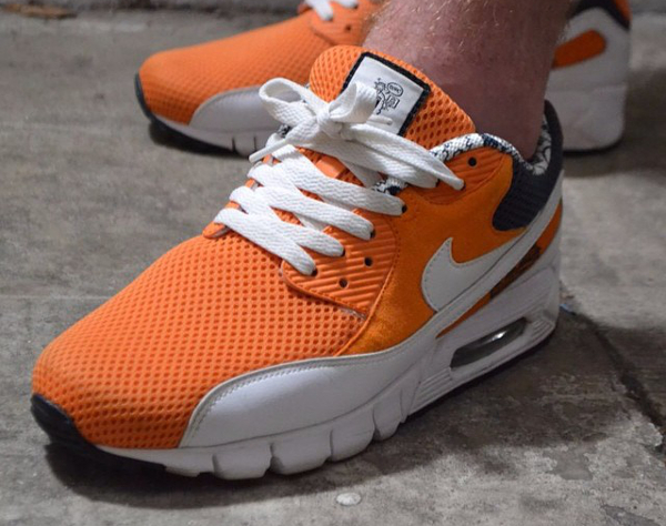 low priced bb733 14bc8 Nike Air Max 90 Current Kevin Lyons - Brew8uk. Dirty Soles