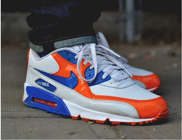 Nike Air Max 90 Elmers Glue - Jamrock_nyc