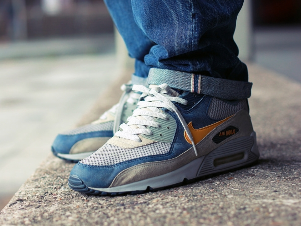 Nike Air Max 90 Gold Leaf - Daniel_san58