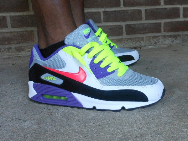 Nike Air Max 90 I Am The Rules - LG 703