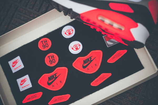Nike Air Max 90 Infrared OG 'Patch' (2)