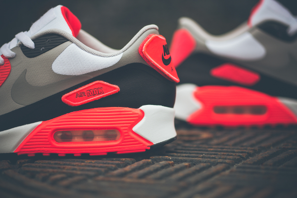 Nike Air Max 90 Infrared OG 'Patch' (5)
