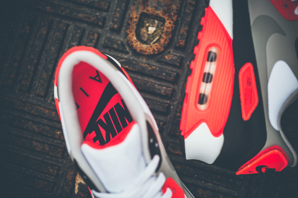 Nike Air Max 90 Infrared OG 'Patch' (6)
