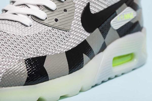 Nike Air Max 90 Jacquard Ice Mist Grey (1)