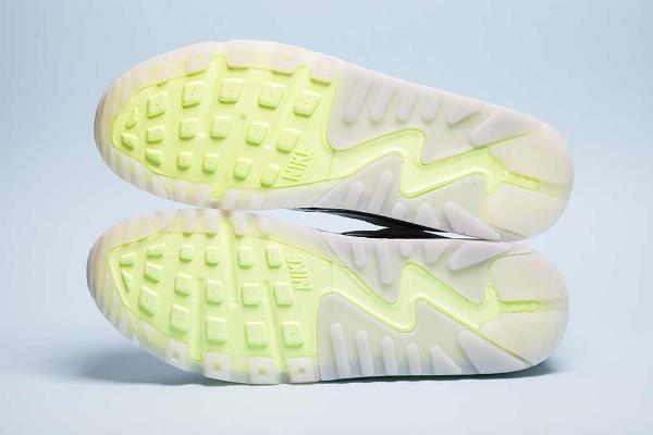 Nike Air Max 90 Jacquard Ice Mist Grey (4)