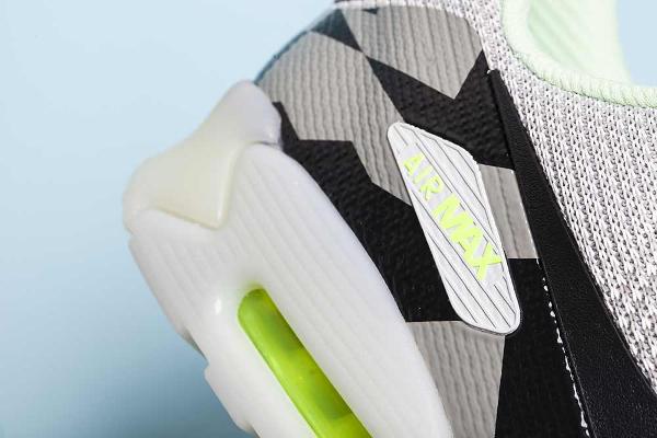 Nike Air Max 90 Jacquard Ice Mist Grey (5)